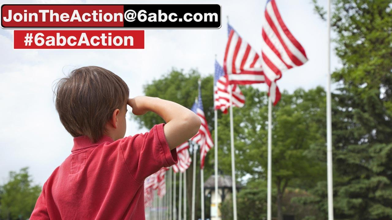 Join the Action: Memorial Day 2015