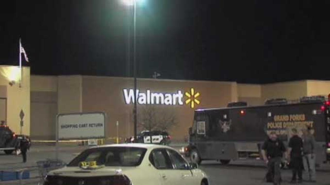 Police: US airman shoots Wal-Mart workers, kills self