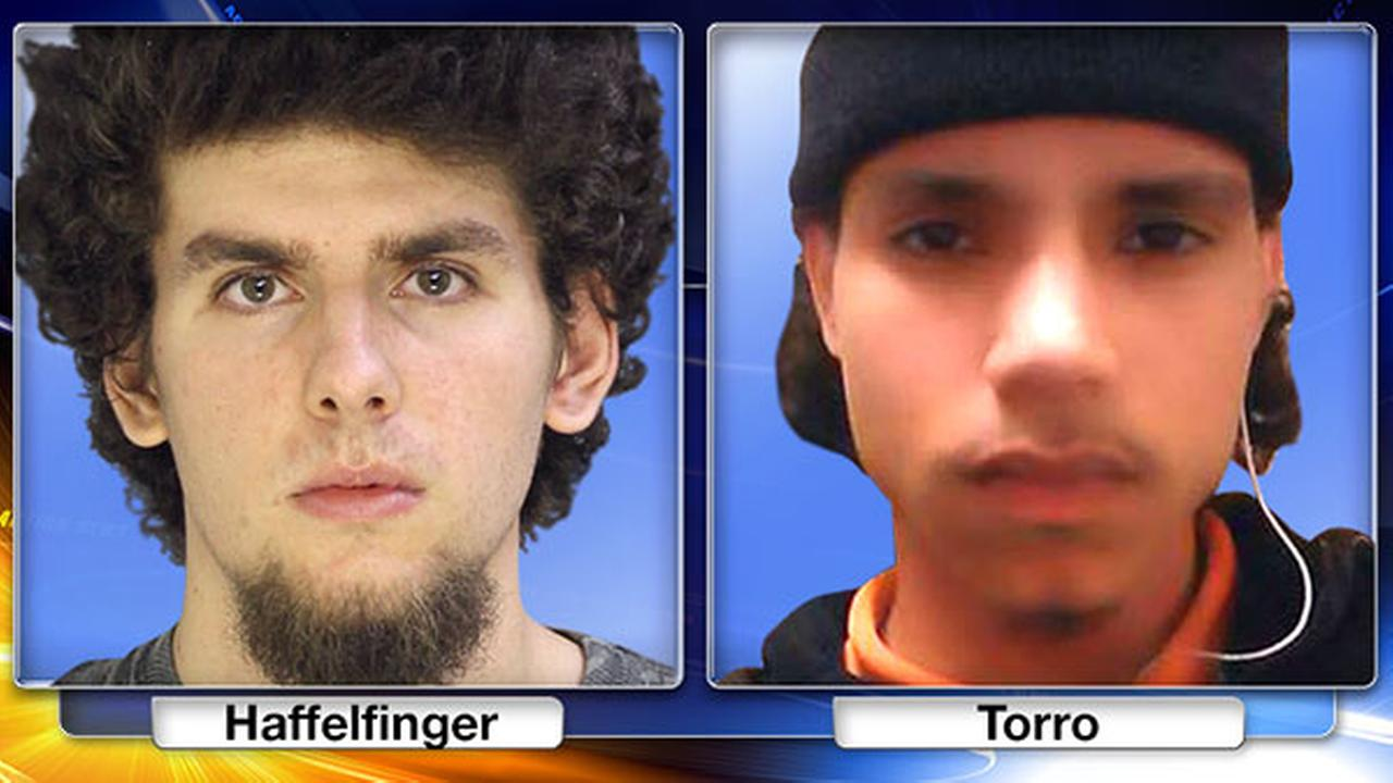 2 charged in West Goshen video game store robbery