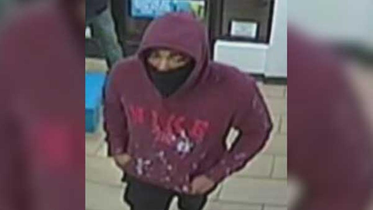 Philadelphia police are searching for two suspects wanted in connection with over a dozen robberies throughout the city.