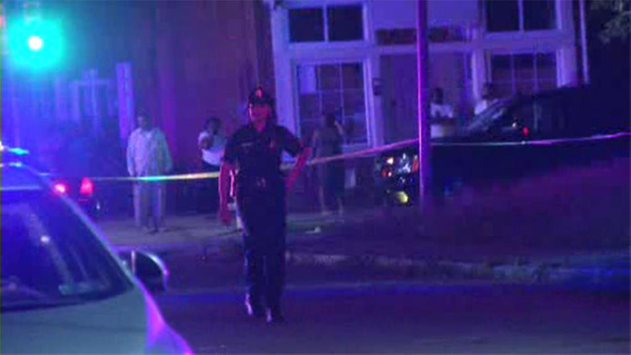 Victim shot and killed getting out of car in Chester