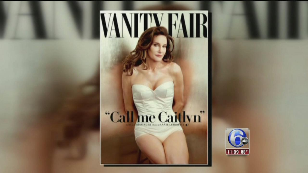 VIDEO: Bruce Jenner completes transition to Caitlyn in Vanity Fair