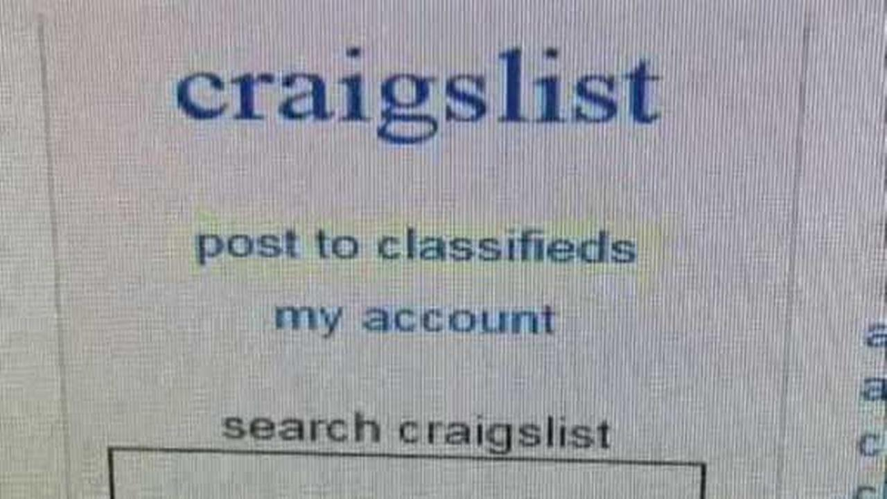 Police probe Craigslist ad with offer to trade unborn child