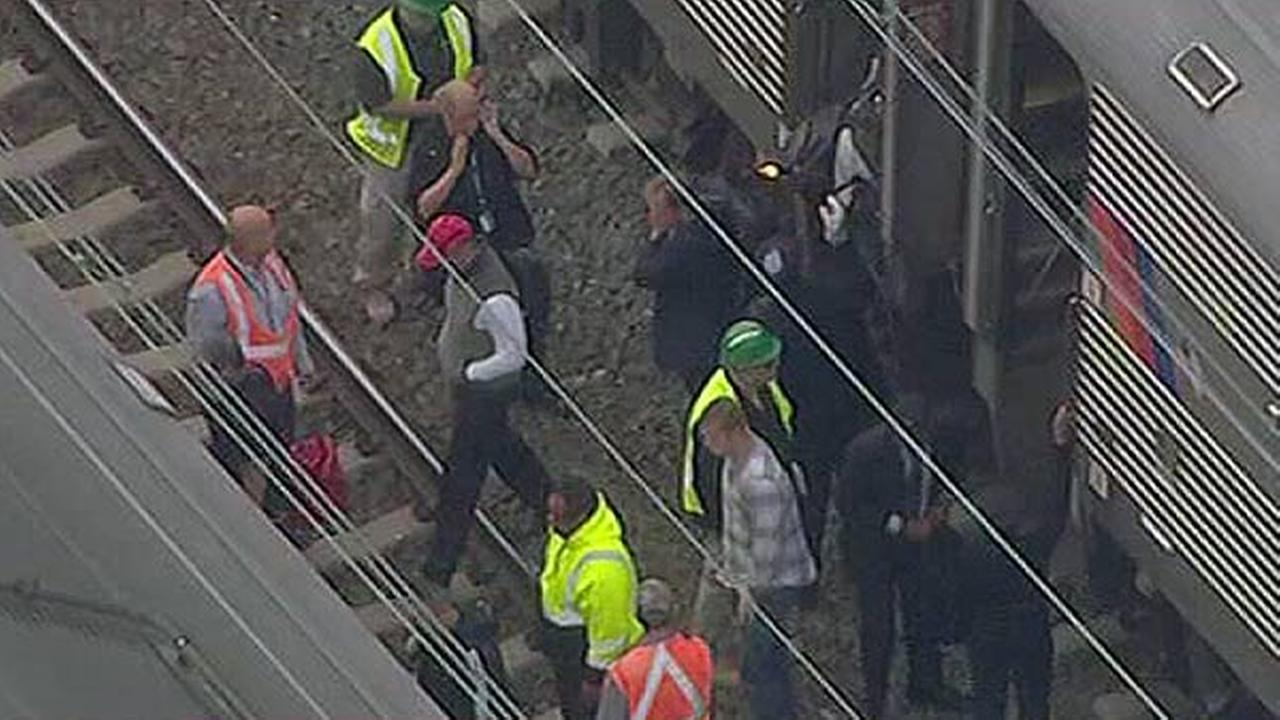 NJ Transit rail service delayed after pedestrian struck and killed