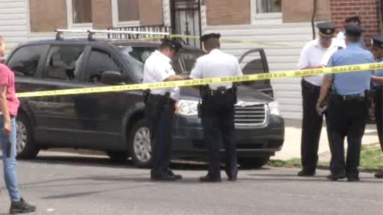 Man shot dead in South Philadelphia