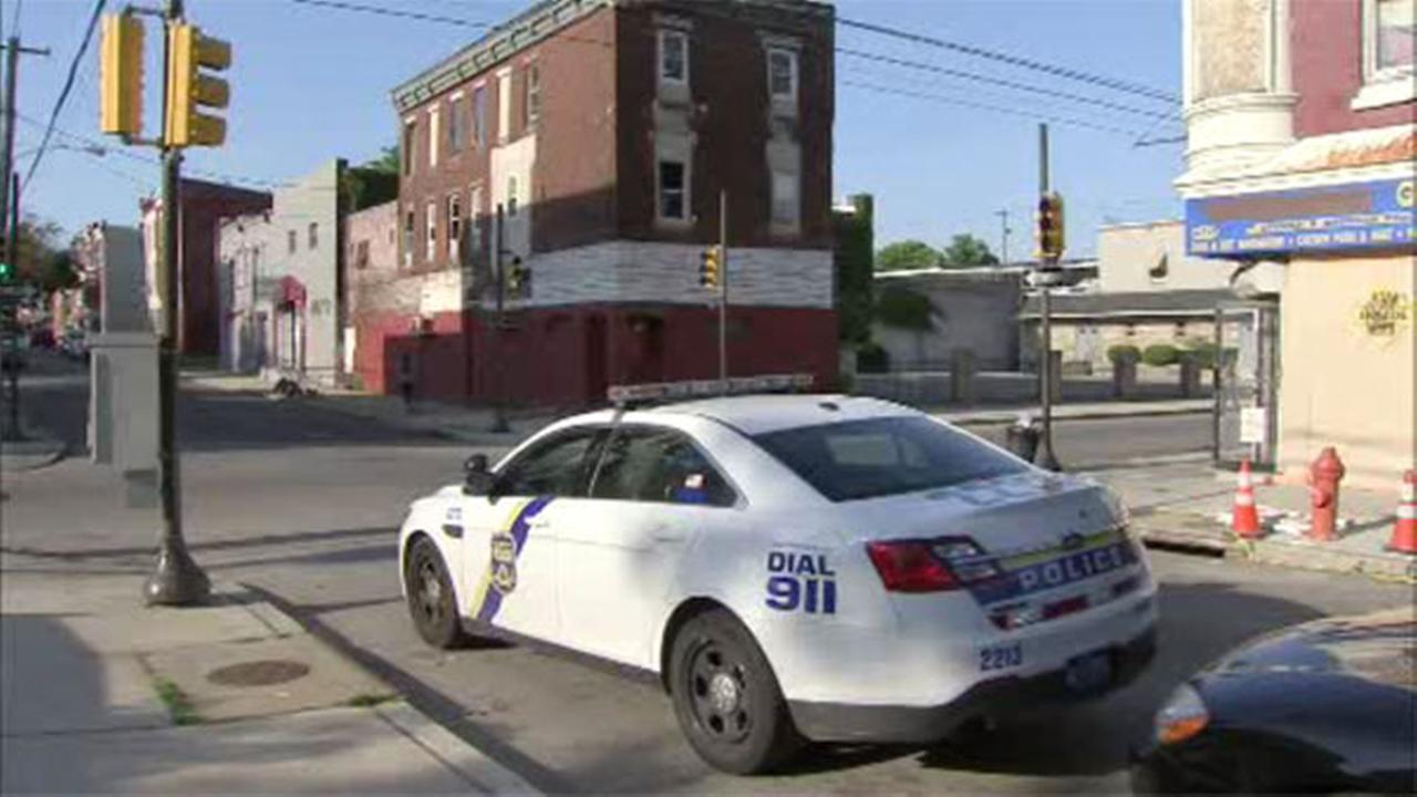 Man wounded in daytime shooting in North Philadelphia