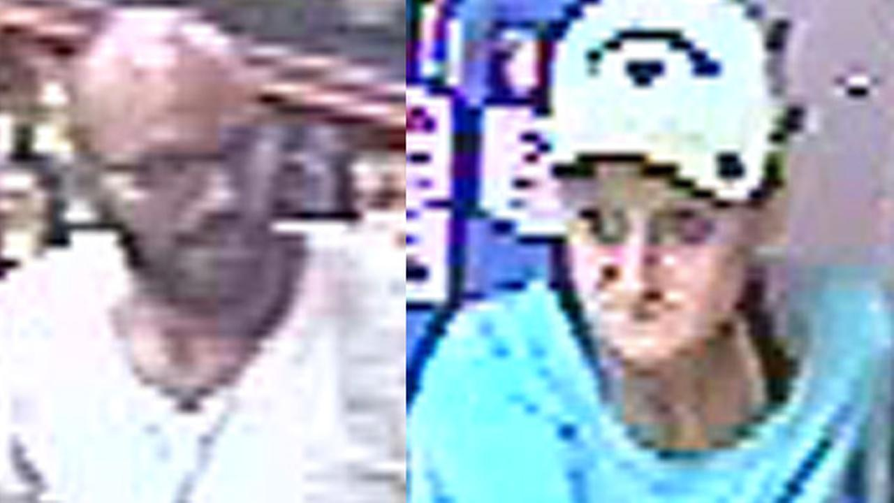Police seek suspects who stole credit cards from car in Middletown, Del.