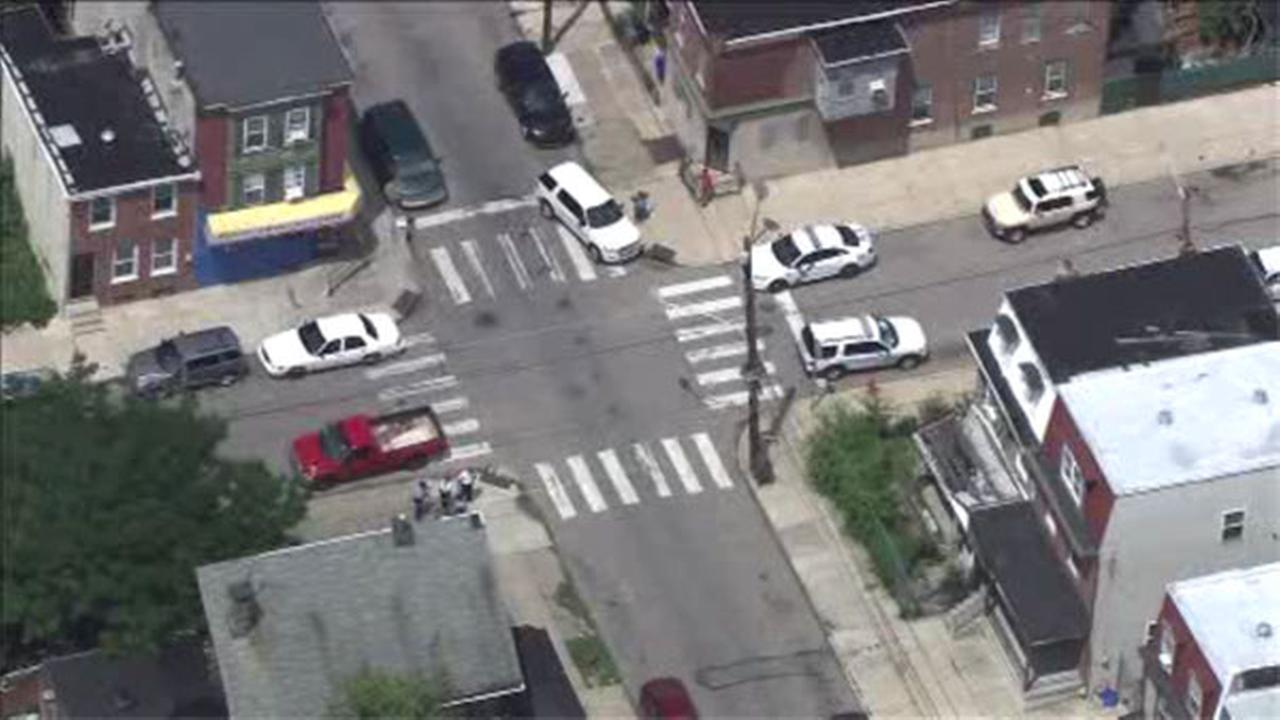 Police question witness account of West Philadelphia shooting