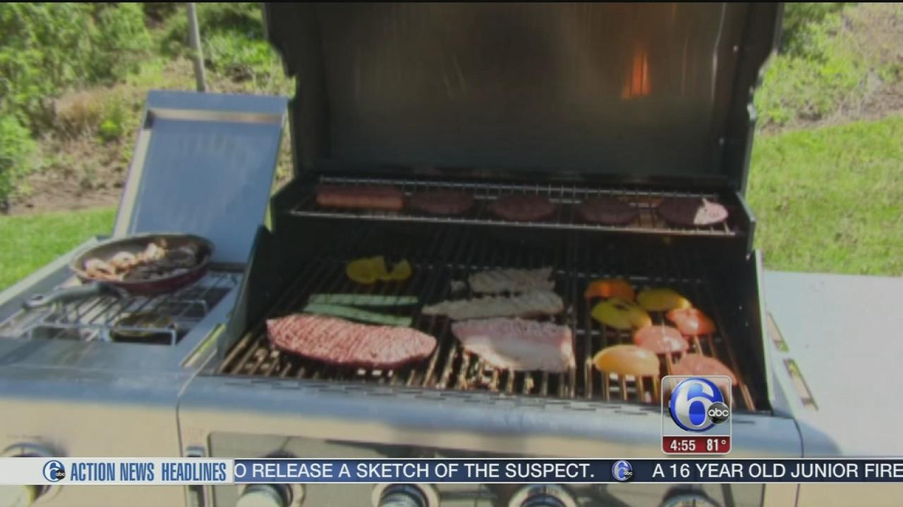 VIDEO: Consumer Reports tests best gas grills
