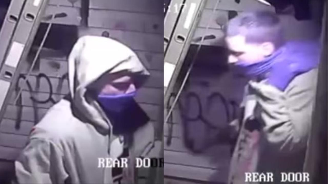 Suspects sought in Fishtown home invasion