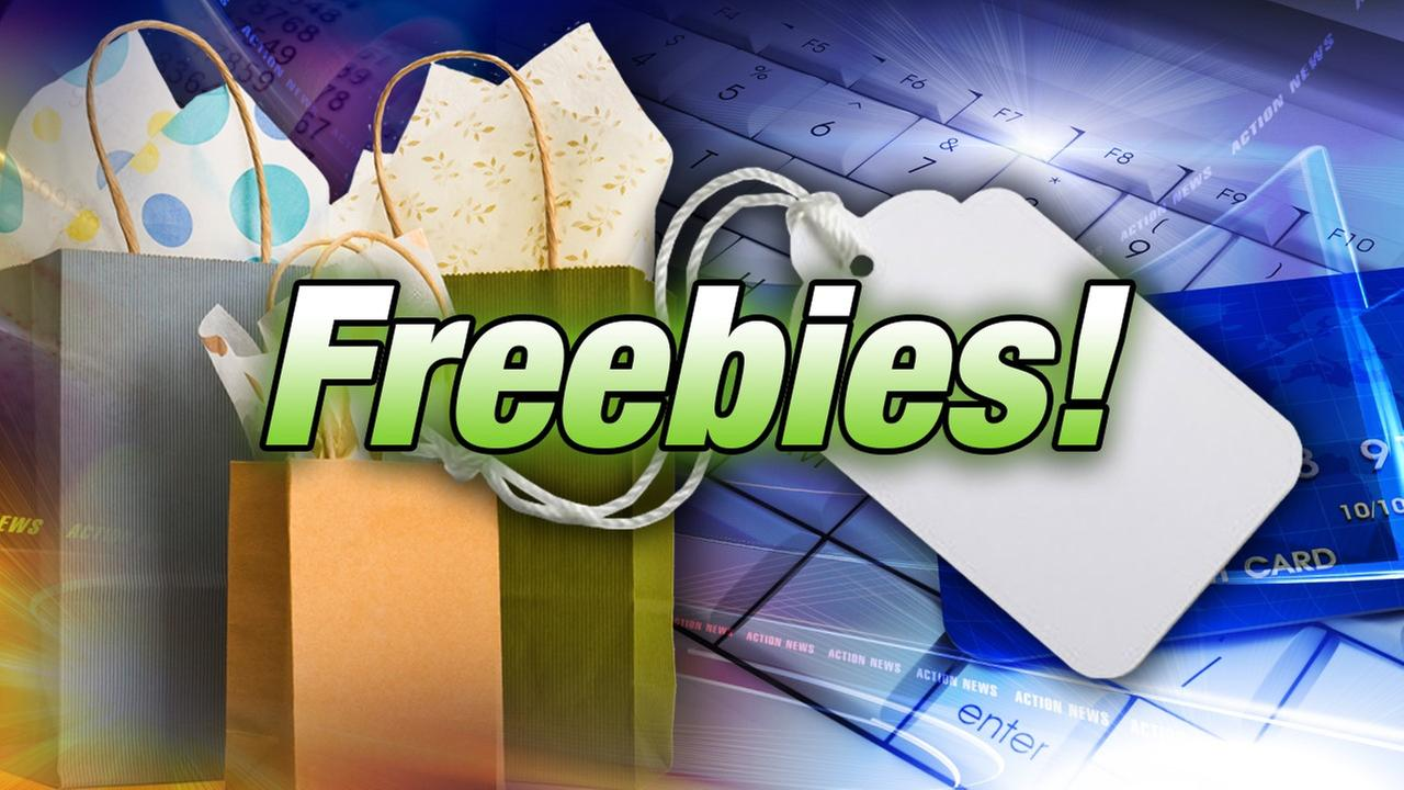 Freebie Friday deals galore