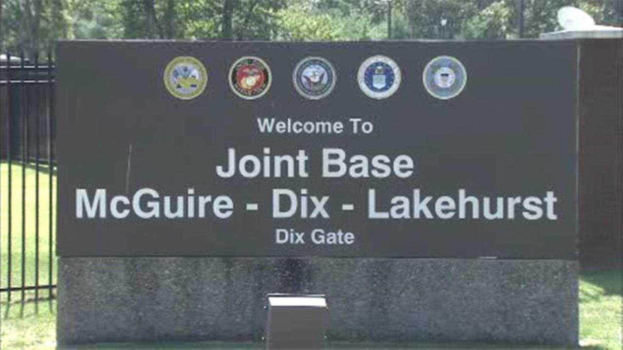 Marine charged with sexual assaults at McGuire-Dix-Lakehurst
