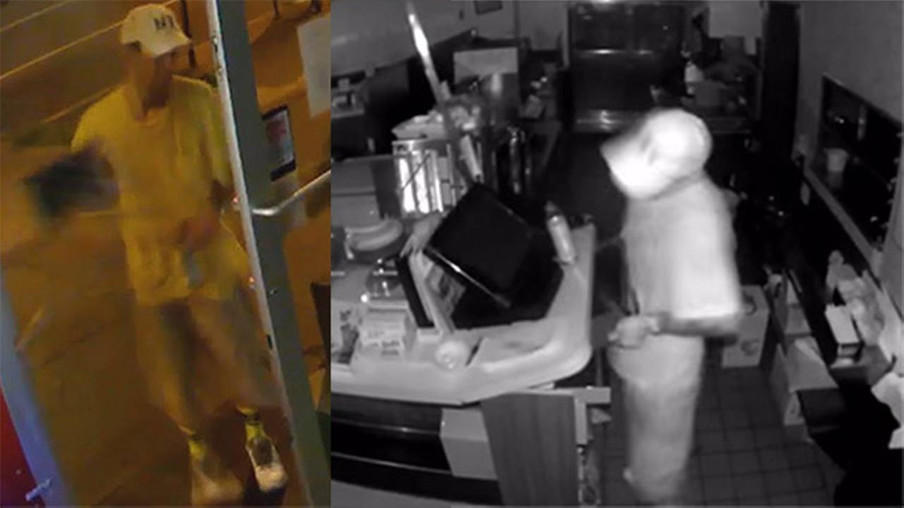 Man tries to steal cash register from Old City restaurant