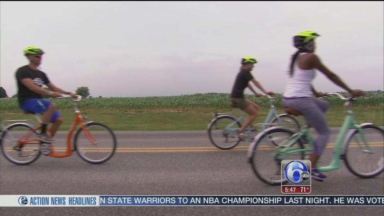 VIDEO: FYI Philly: Lancaster bike tours