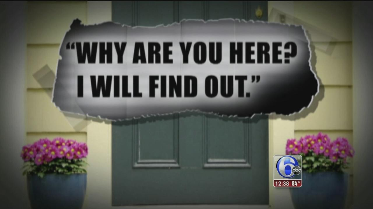 VIDEO: NJ family claims they are being stalked at new home