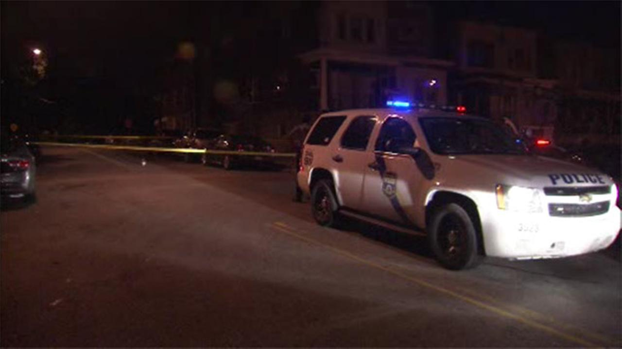 Man shot in the leg in Logan