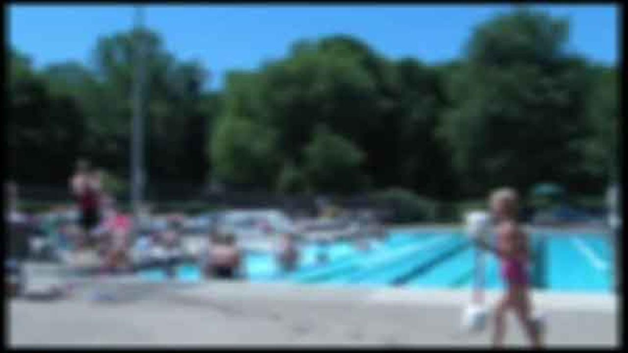 Parents upset after 8-year-old daughter told to cover up at public pool