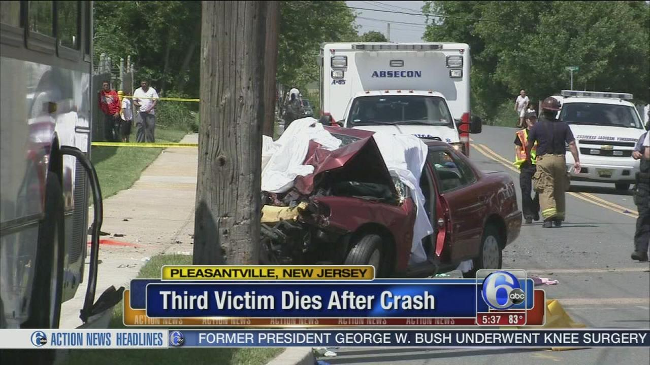 Teen killed in crash IDd: Accident similar to one that
