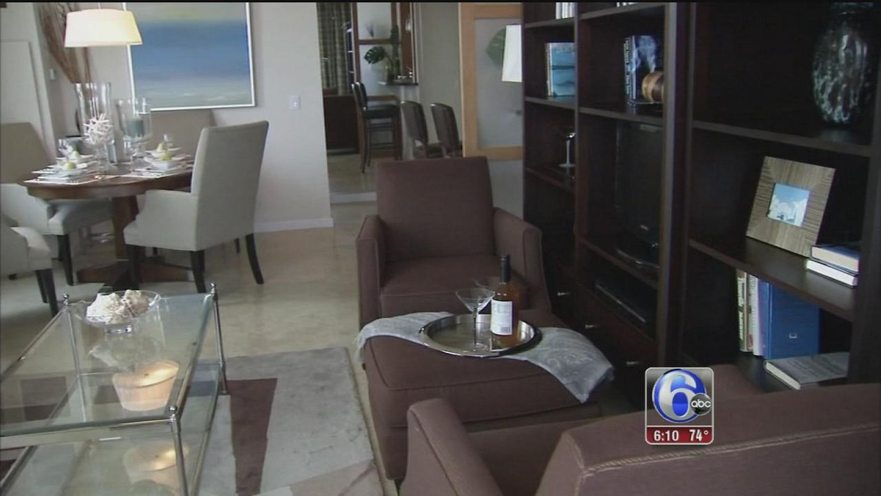VIDEO: AC condos sell for deep discounts at auction