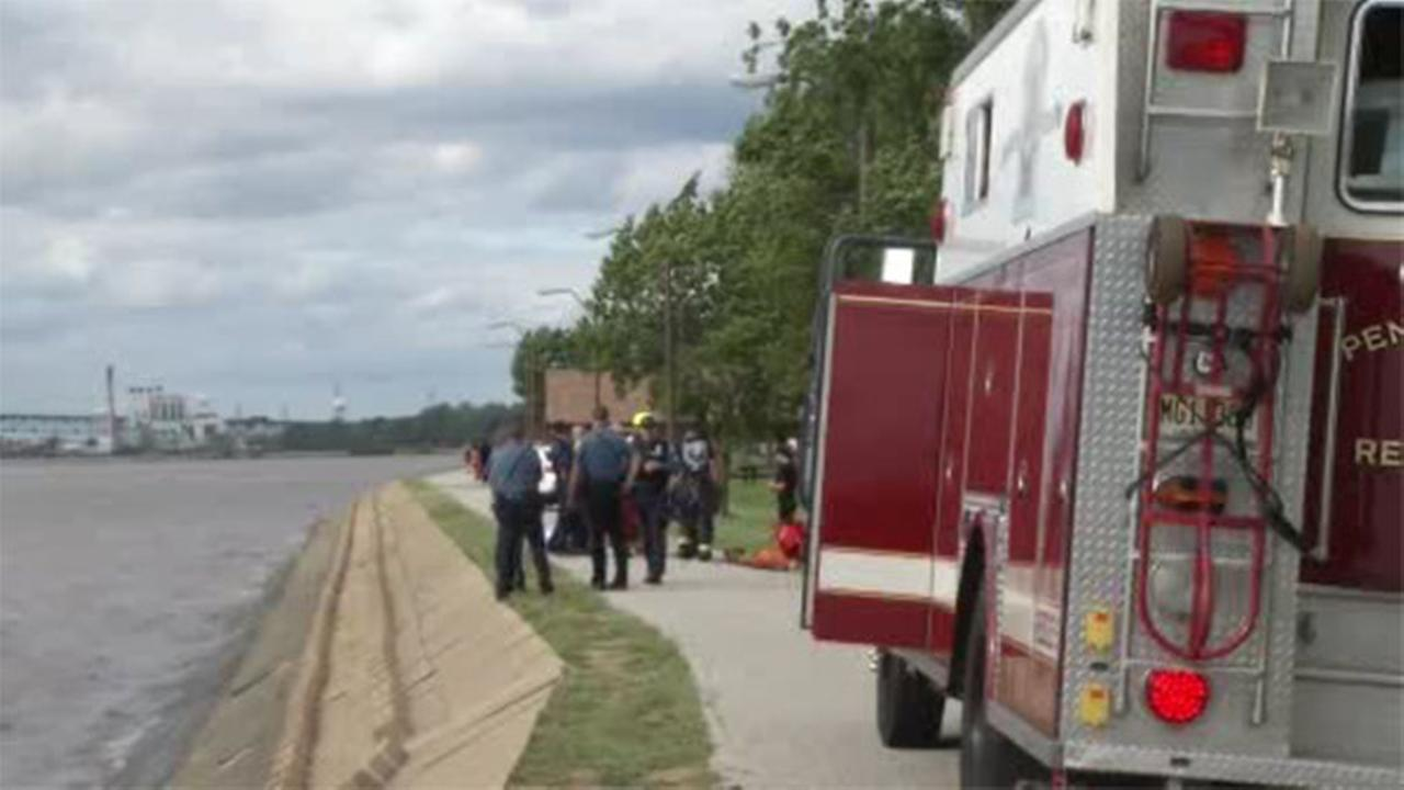 Body discovered in Delaware River in Pennsville Twp.