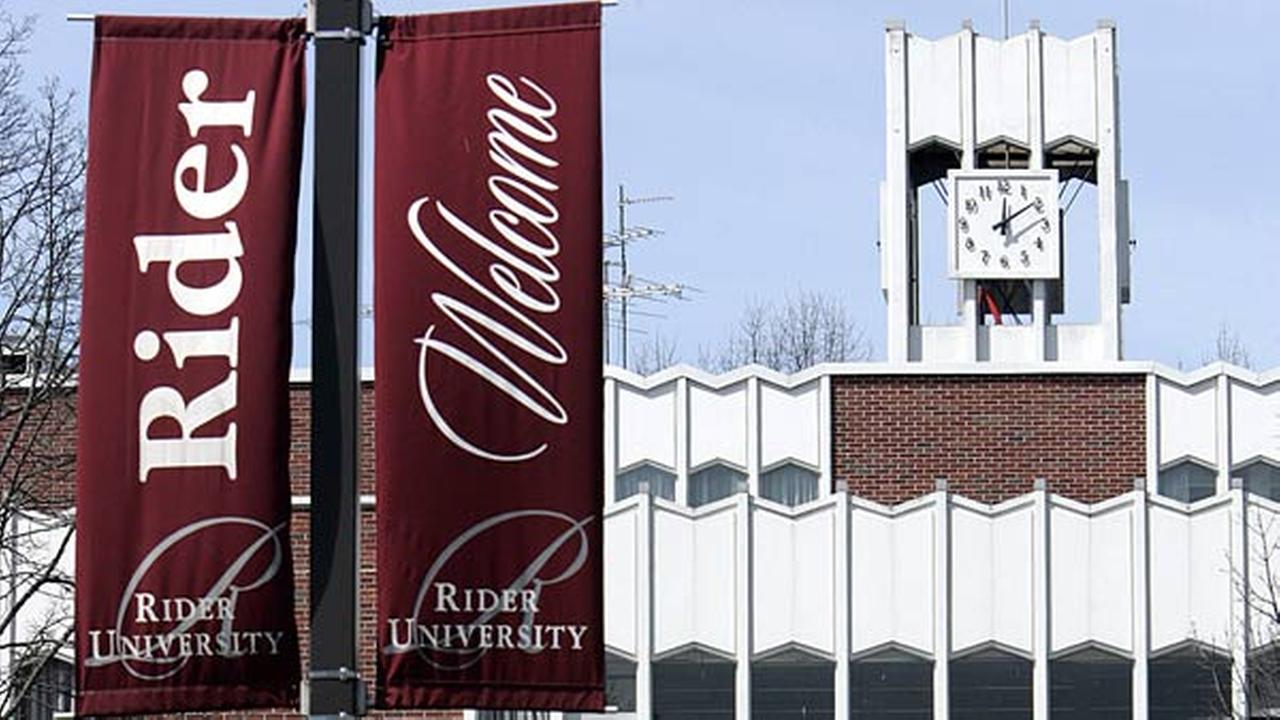 FILE - The campus of Rider University in Lawrence, N.J., in a file photo from March 30, 2007.