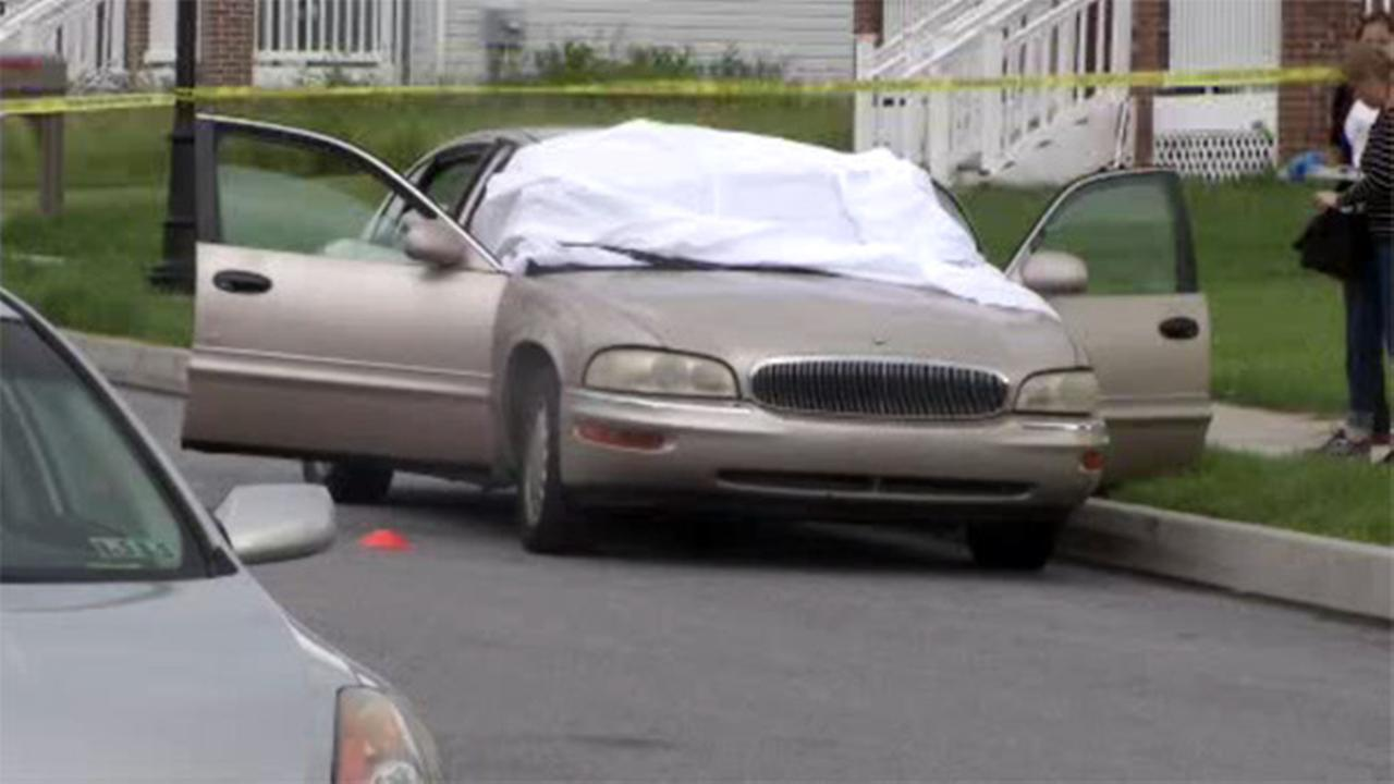 Man found shot dead inside vehicle in Chester