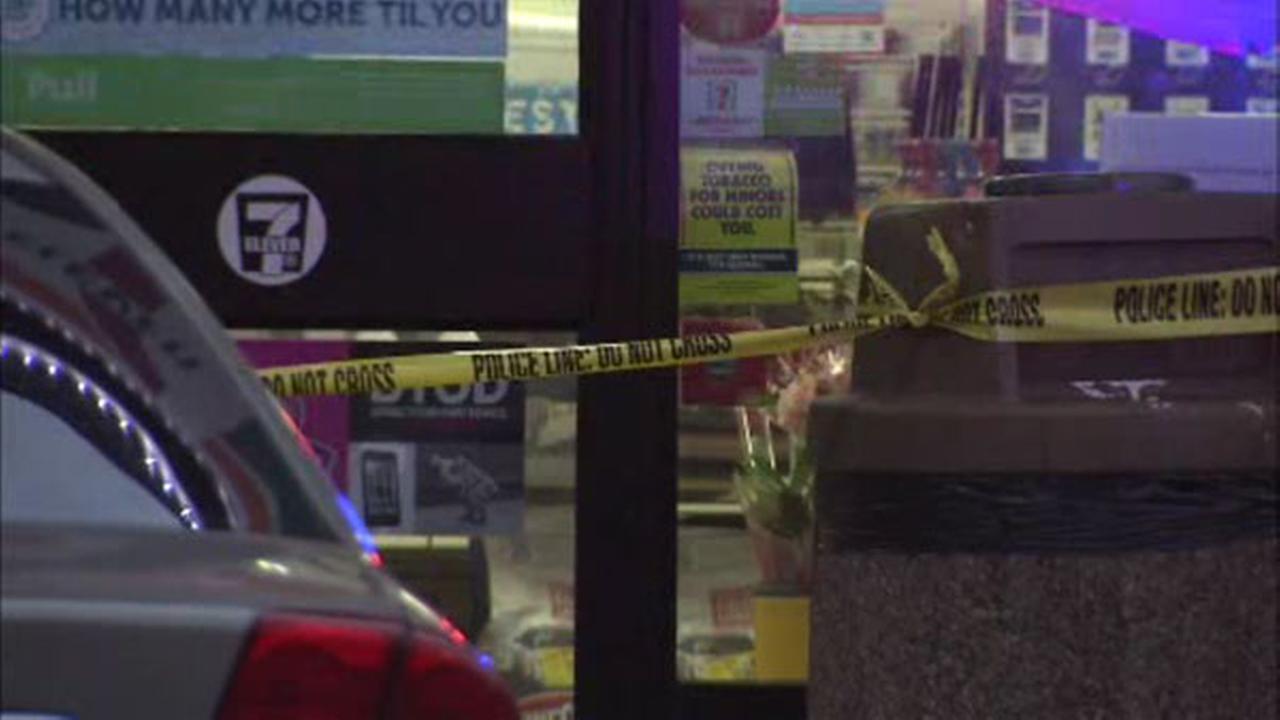 Police investigate 7-Eleven robbery in Tacony