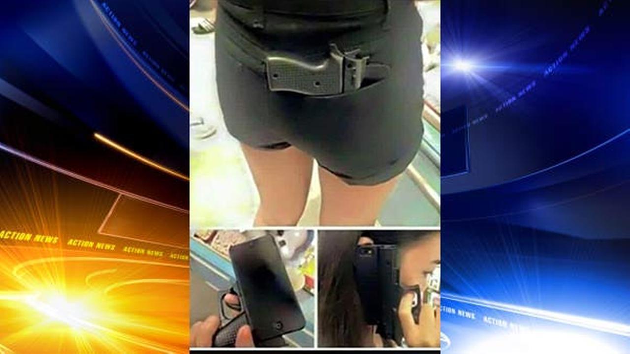 Officials warn public about cell phone gun cases
