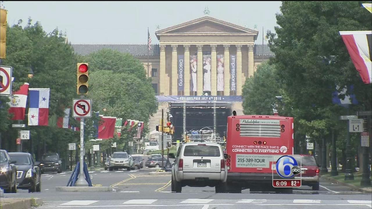 VIDEO: Safety officials finalize plan for July 4th weekend