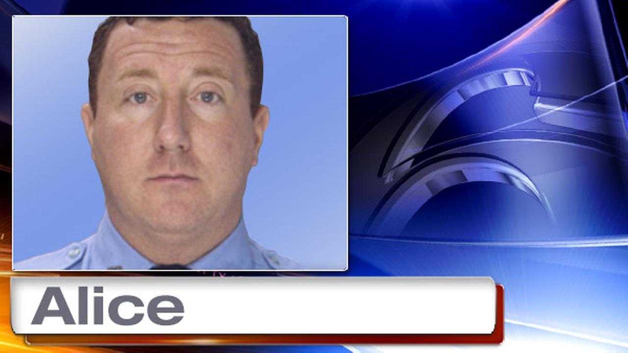 Philadelphia Officer Michael Alice charged in assault on girlfriend