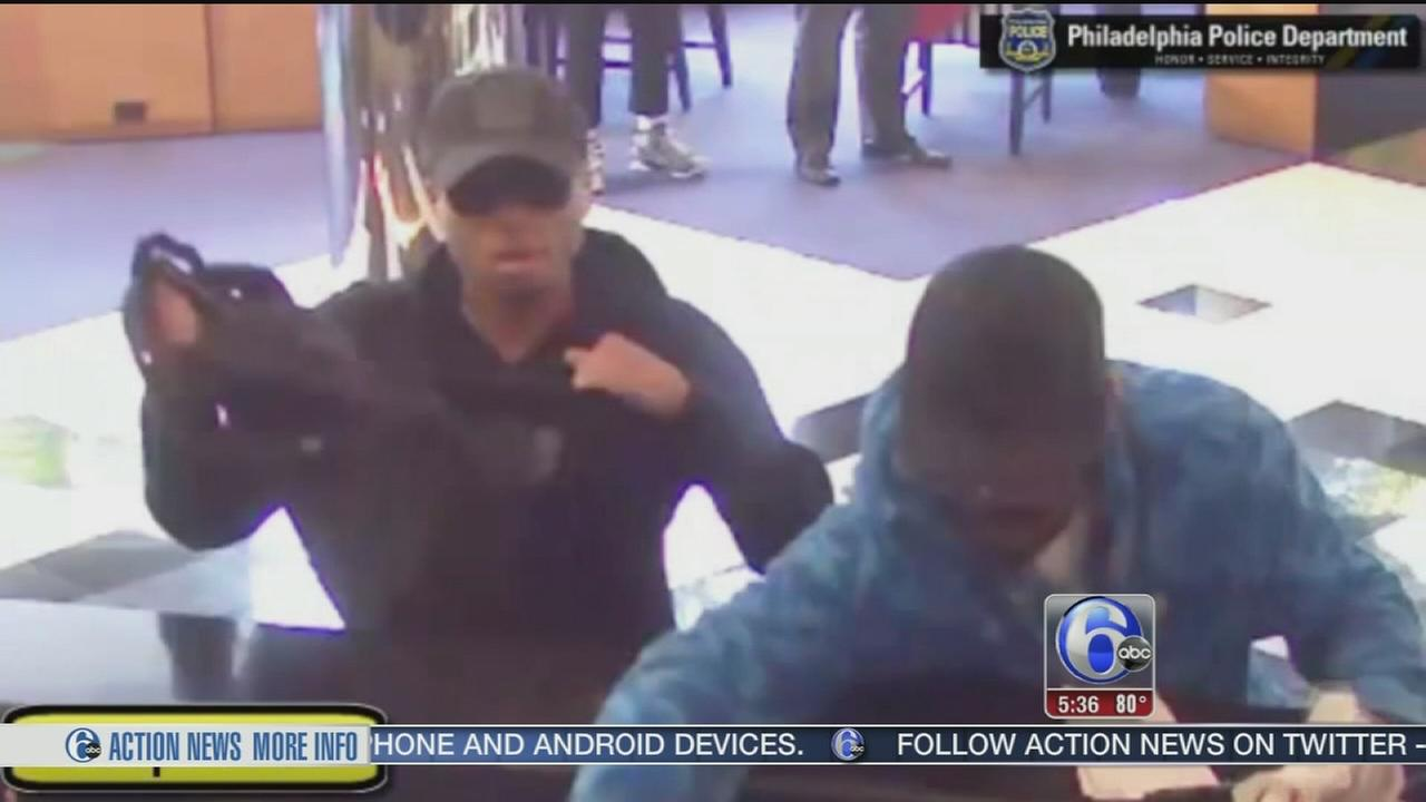 VIDEO: 4 suspects wanted for TD Bank robbery