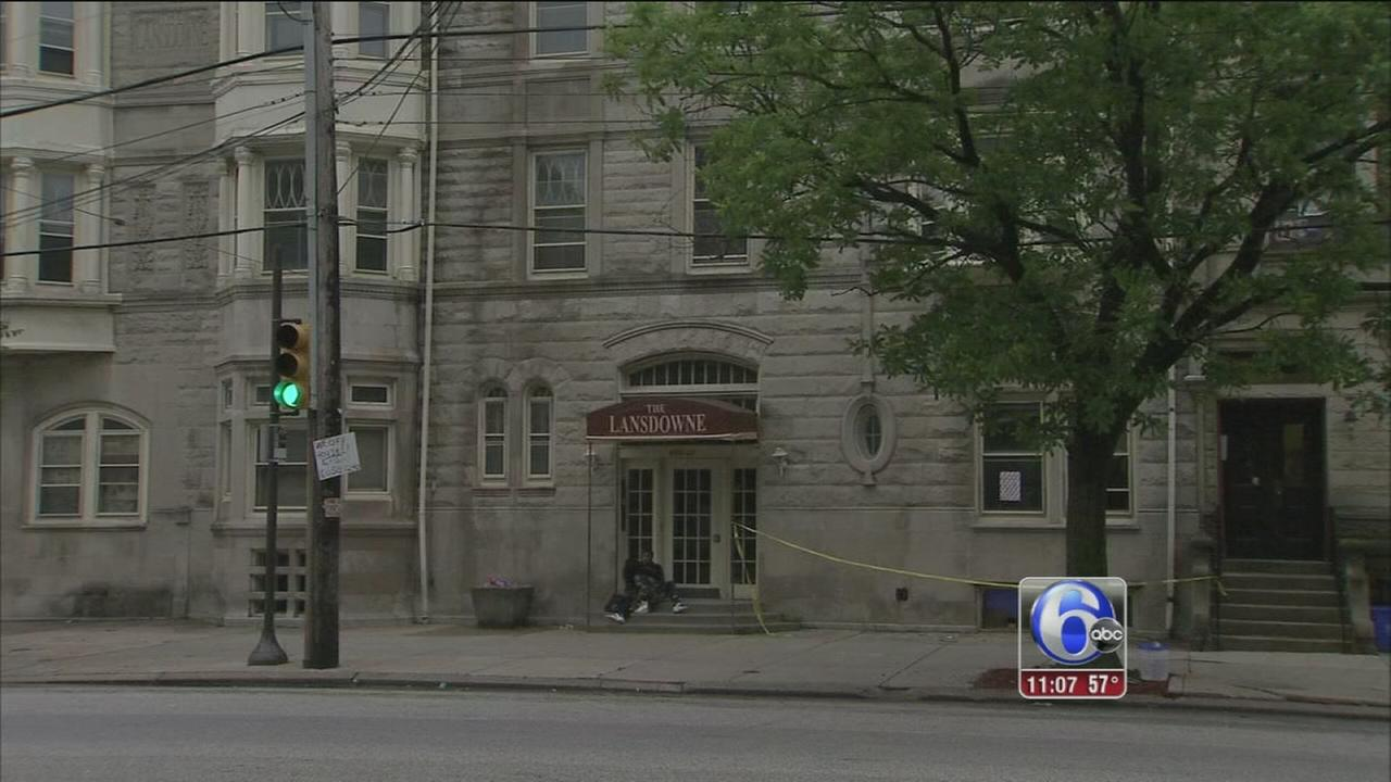 VIDEO: Worker electrocuted inside Parkside apartments