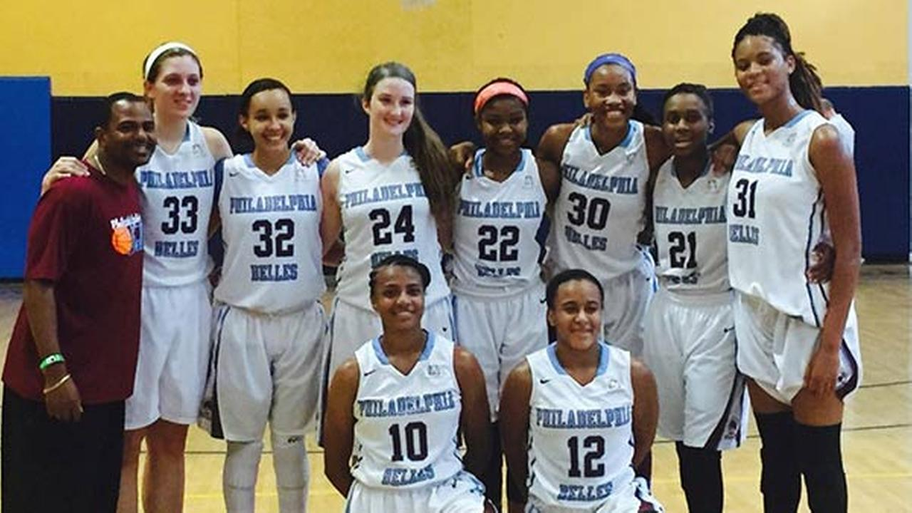 Philadelphia Belles go undefeated, get championship win in Vegas