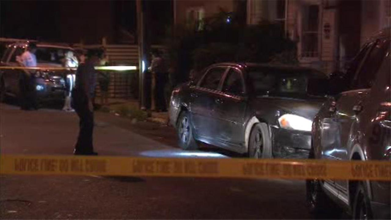 Man and woman shot in Frankford