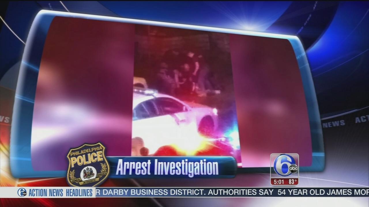 VIDEO: Recording prompts arrest investigation