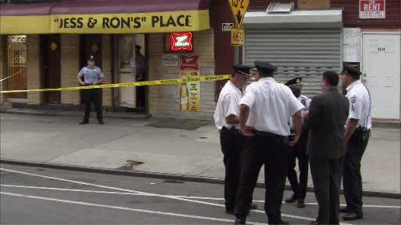 Man shot outside West Philadelphia bar