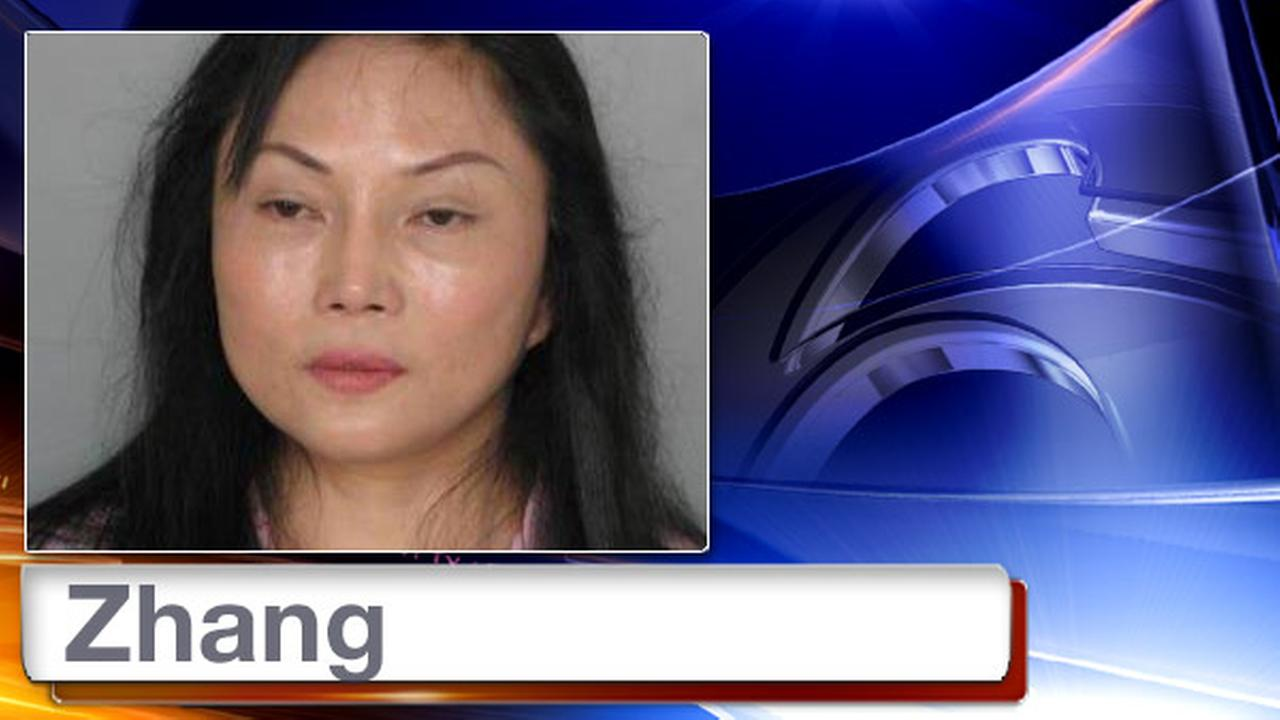 NY woman arrested on prostitution charges in Delaware