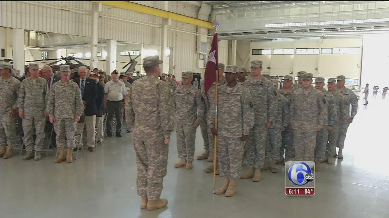 VIDEO: Celebration for Del. Nat?l Guard troops returning home