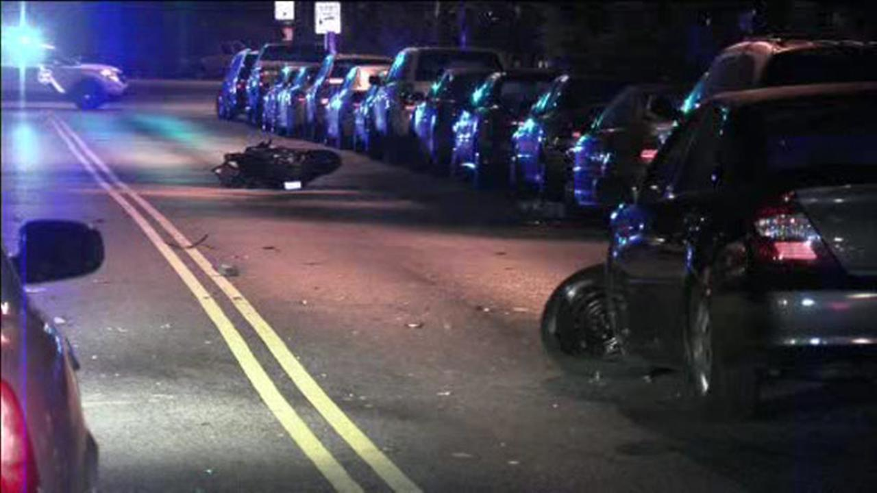Motorcyclist killed in Hunting Park accident