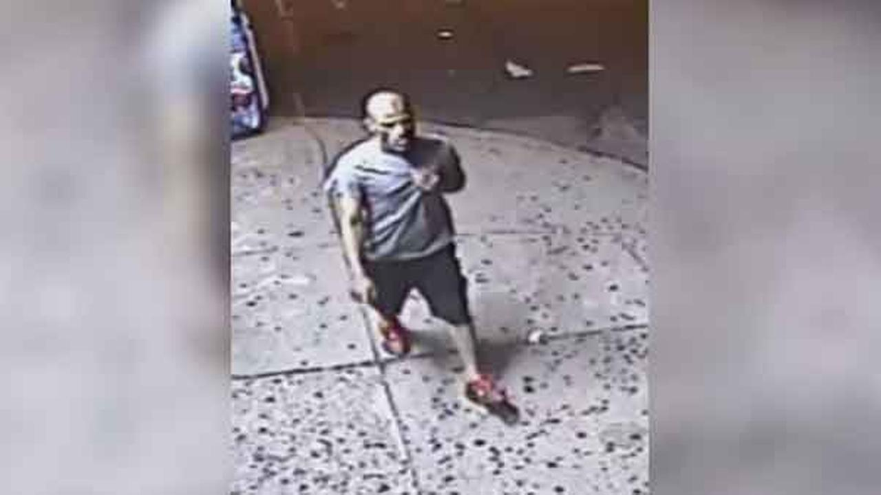 Philadelphia police are searching for a suspect wanted in connection with several burglaries in the citys Kensington section.