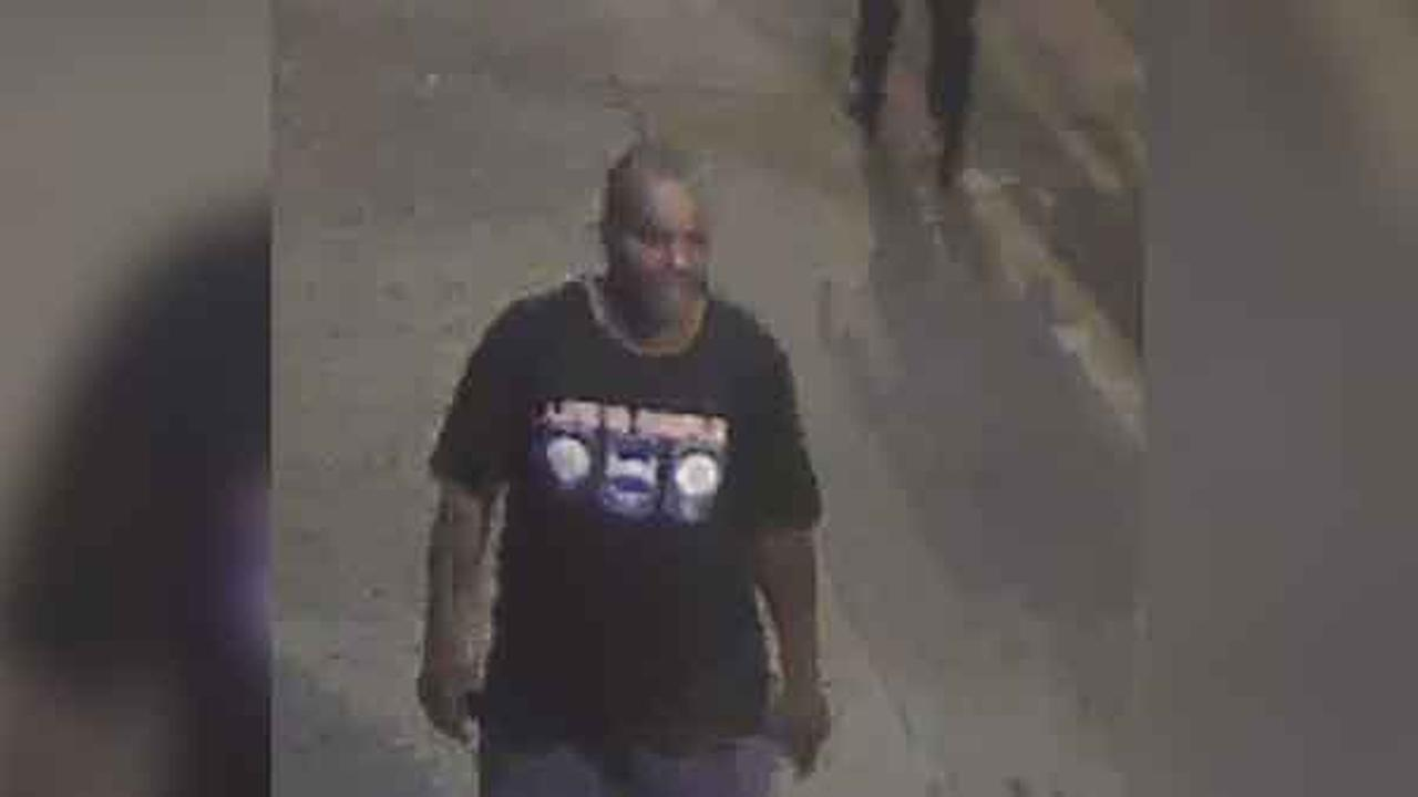 Philadelphia police are searching for a suspect who they say threatened a man with a box cutter in Center City last month.