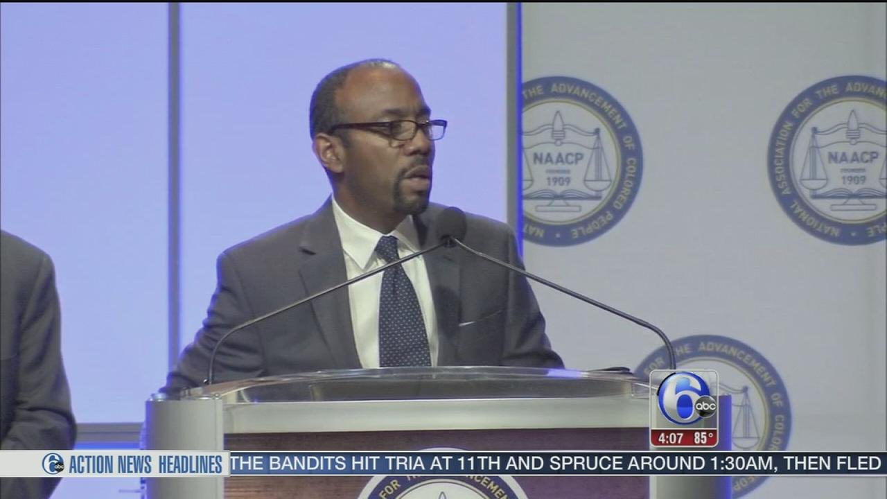 VIDEO: Day 3 of NAACP conference focuses on criminal justice reform