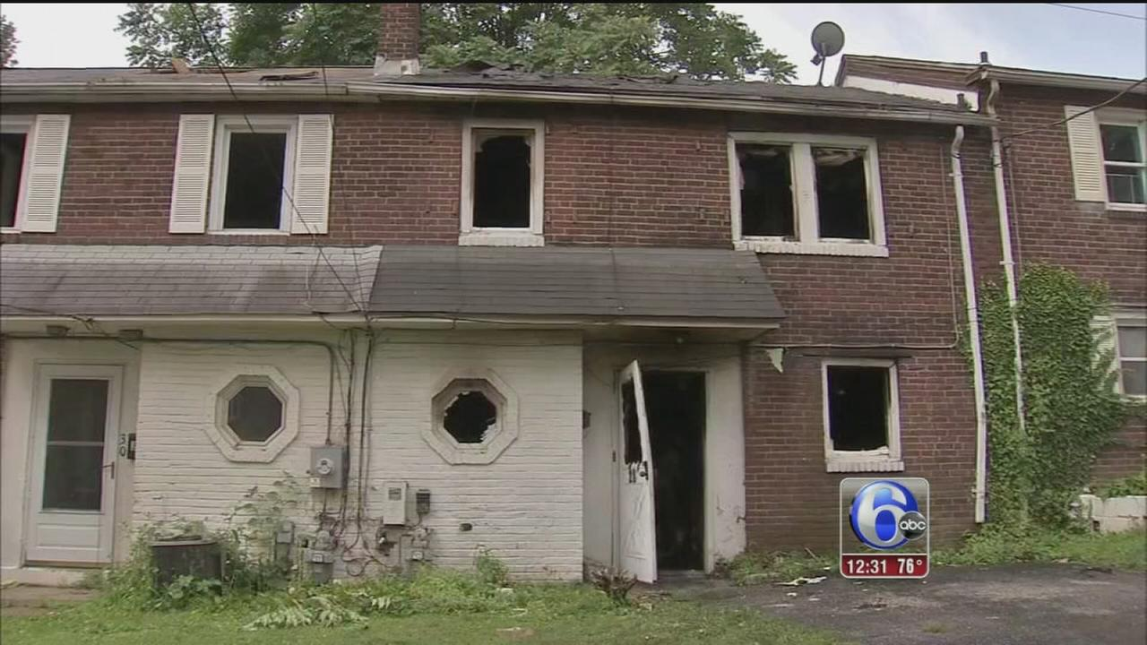 VIDEO: Edgemoor fire investigation