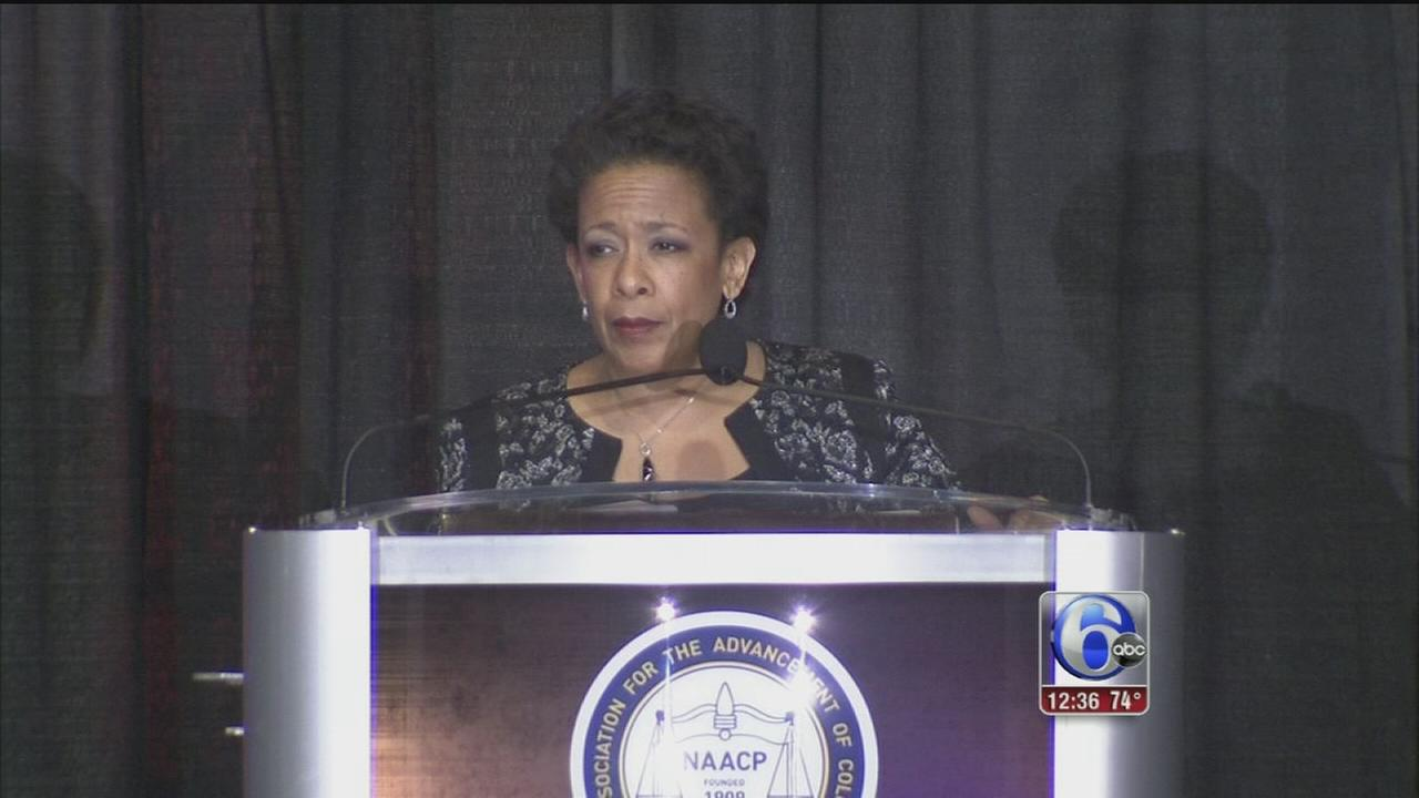 VIDEO: Final day of NAACP Convention