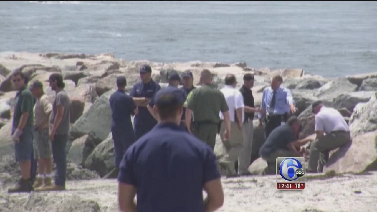 VIDEO: RI beach reopen after mystery blast
