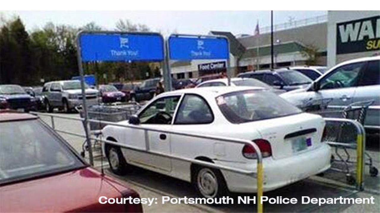 Photo from the Portsmouth NH Police Department via Facebook