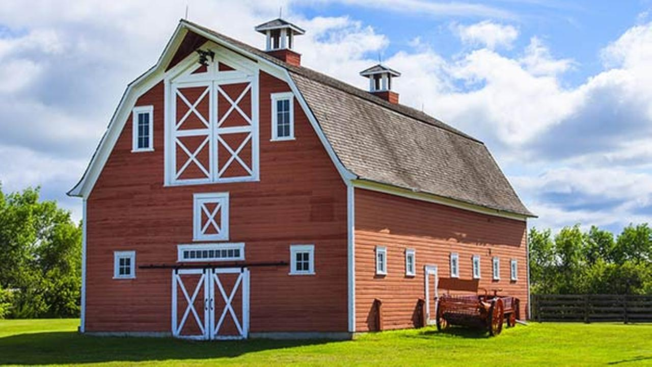 Police: Drunk driving suspect found naked on barn roof