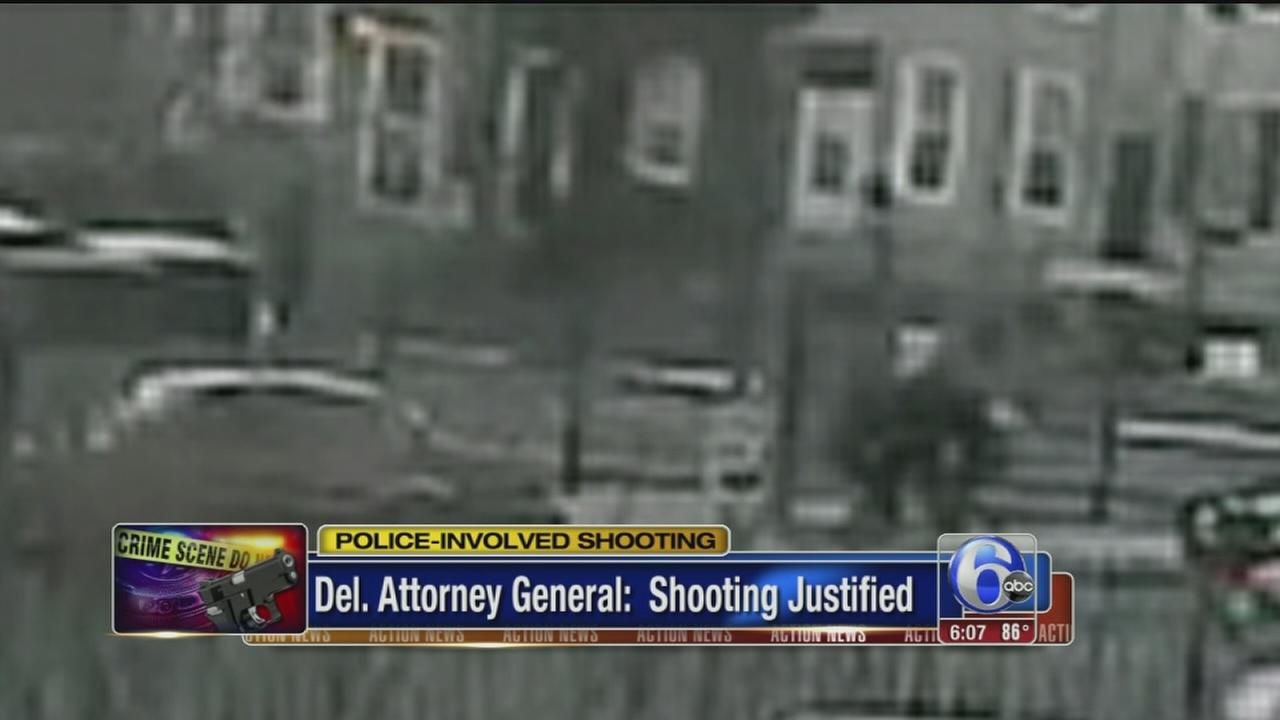 VIDEO: Del. AG: Shooting by Wilmington officers justified