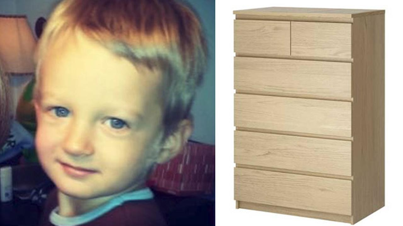 Ikea Offers Repair Kit After 2 Kids Killed By Falling Dressers