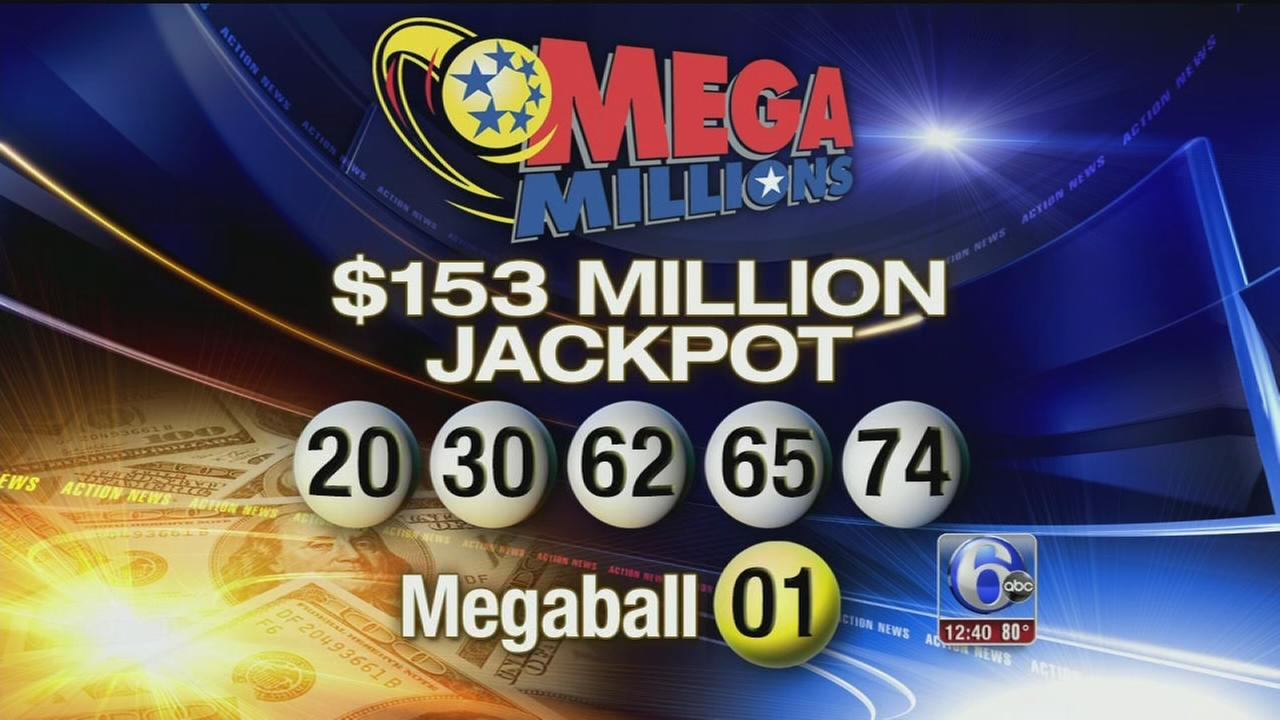 VIDEO: $153M ticket sold in Pa.